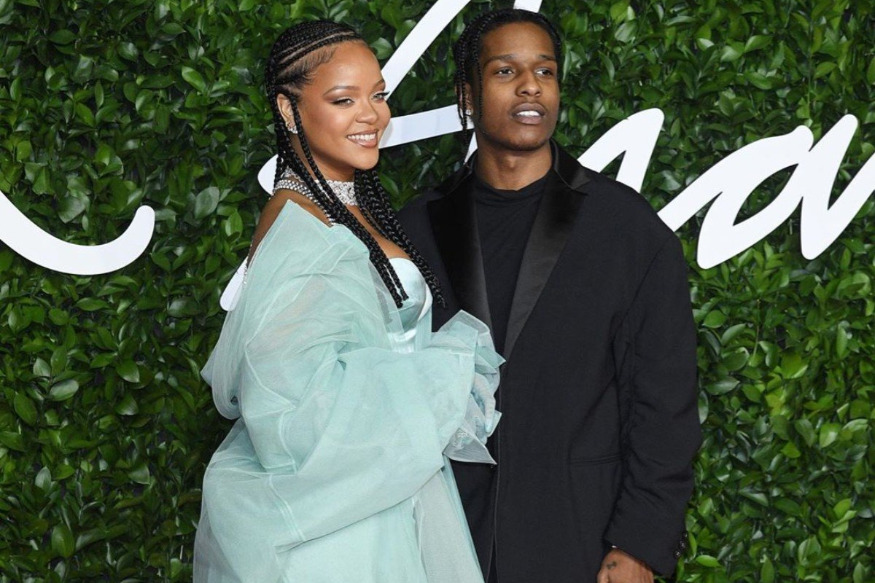 Twitter Can't Handle The A$AP Rocky & Rihanna Dating Rumors
