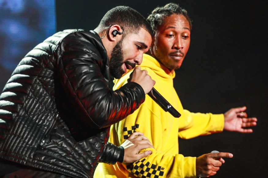 Drake & Future Were The Most Streamed Artists Of 2017